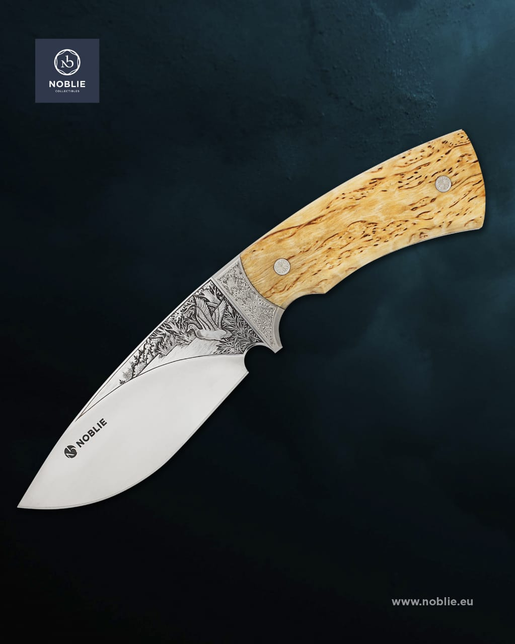 Handmade hunting knives. What makes them different?